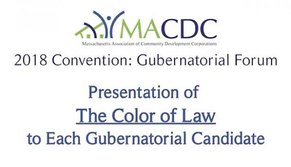 Macdc 2018 Convention Color Of Law Book Presentation Macdc The